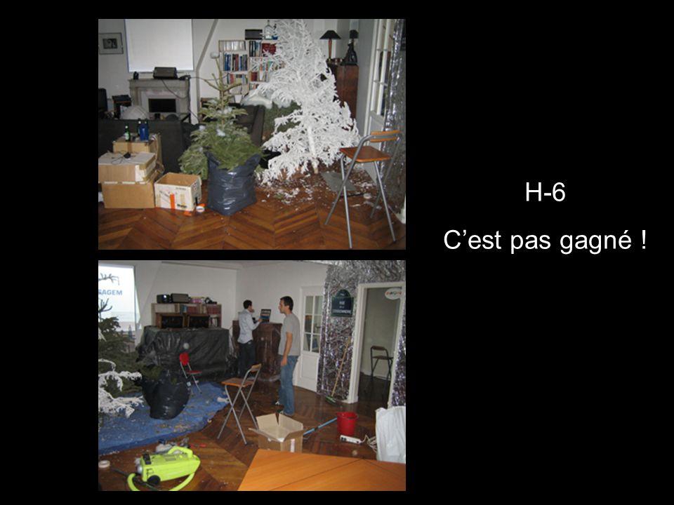 H-6 Cest pas gagné !