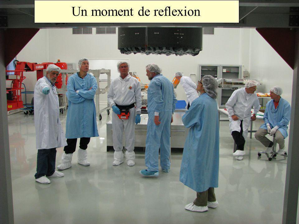 Le Projet AMS Un moment de reflexion