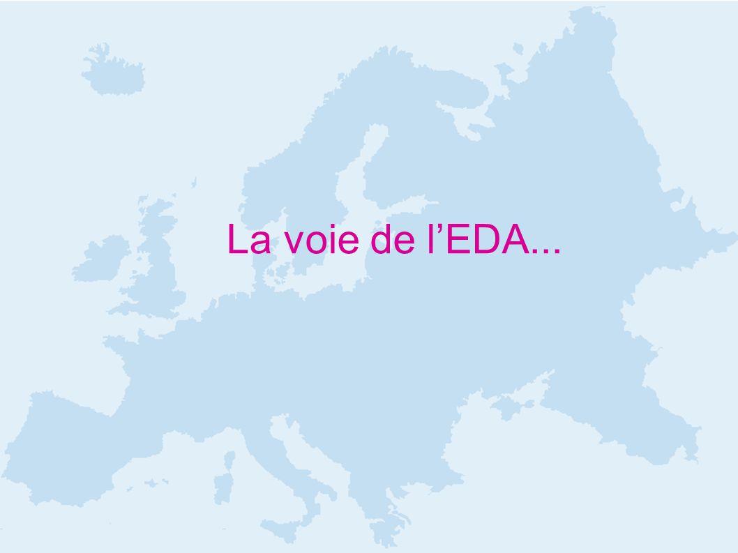 La voie de lEDA...