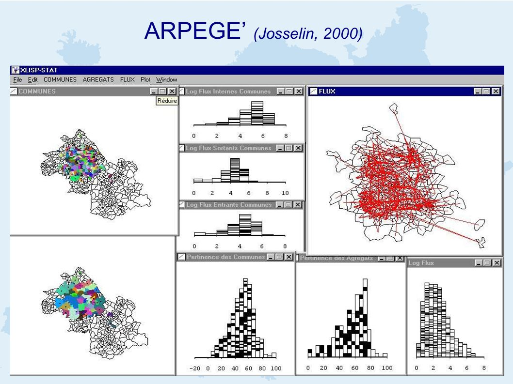 ARPEGE (Josselin, 2000)