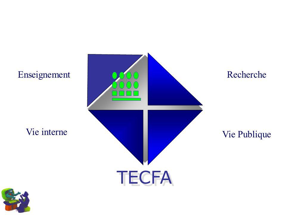 TECFA EnseignementRecherche Vie Publique