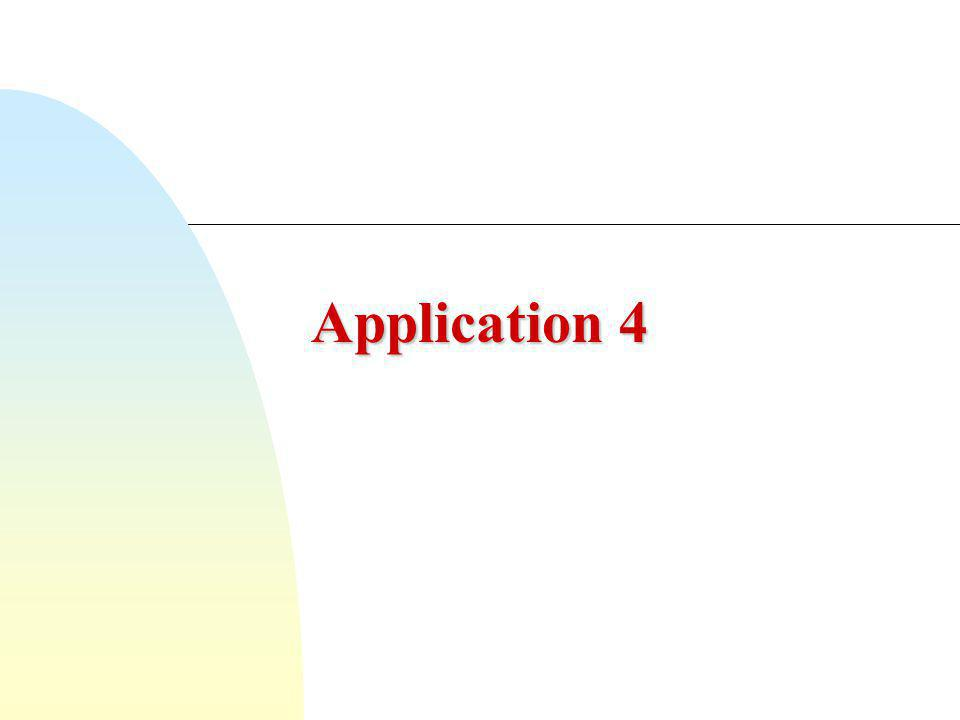 Application 4