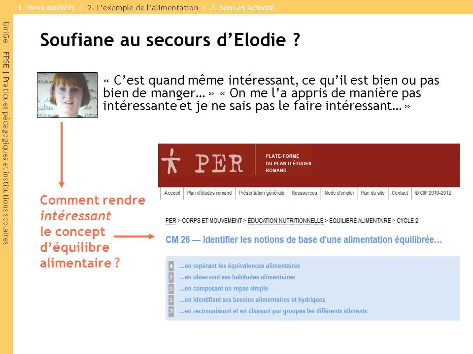 UniGe | FPSE | Pratiques pédagogiques et institutions scolaires Pour ou contre M.