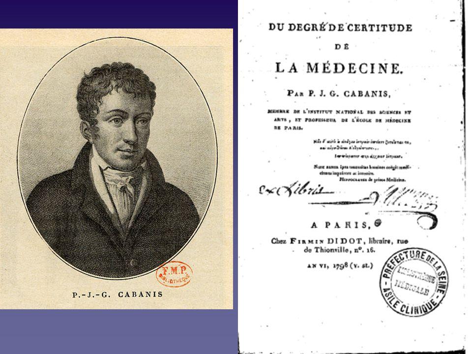 Trois étapes historiques 1.« La plus ancienne et la plus commune est lopinion clinique.