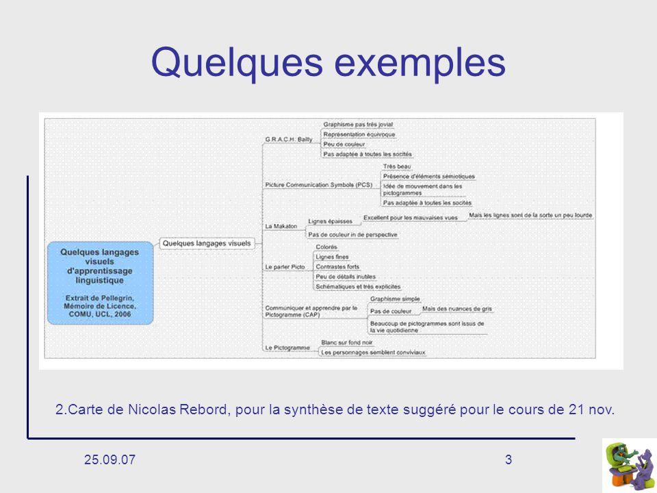 25.09.073 Quelques exemples 2.Carte de Nicolas Rebord, pour la synthèse de texte suggéré pour le cours de 21 nov.