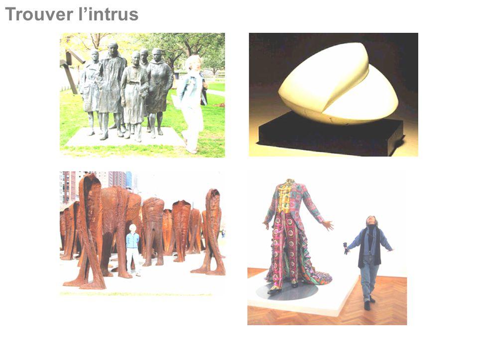 Trouver lintrus