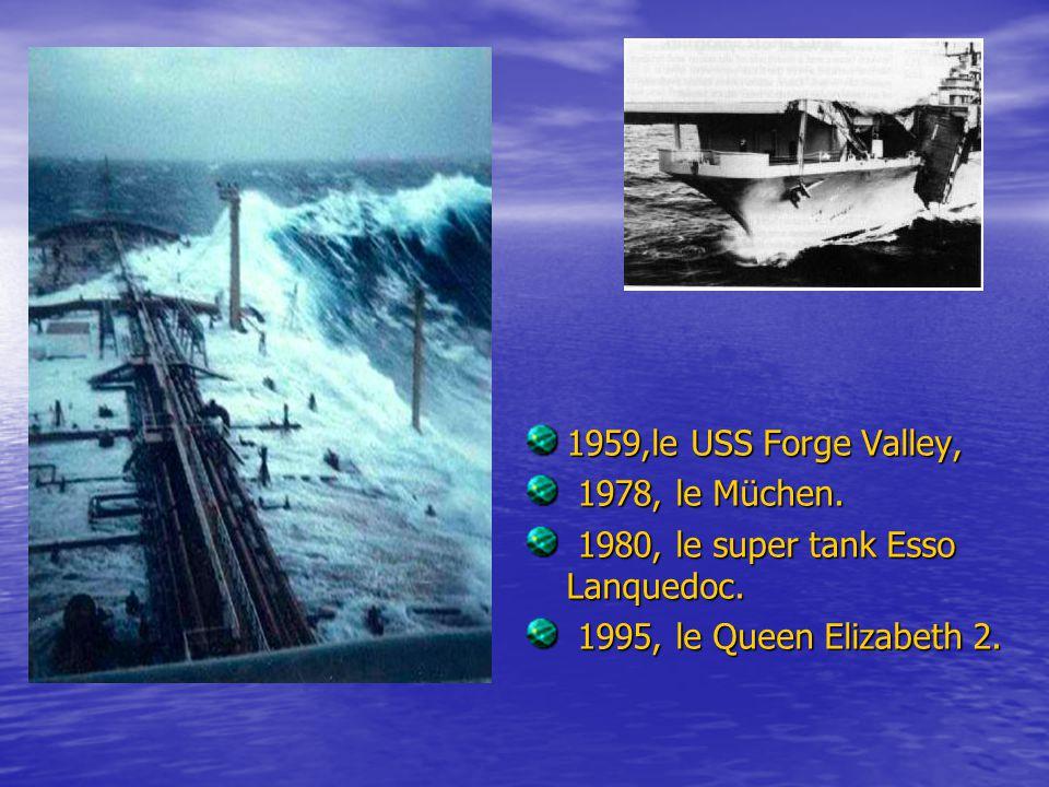 1959,le USS Forge Valley, 1978, le Müchen.1978, le Müchen.
