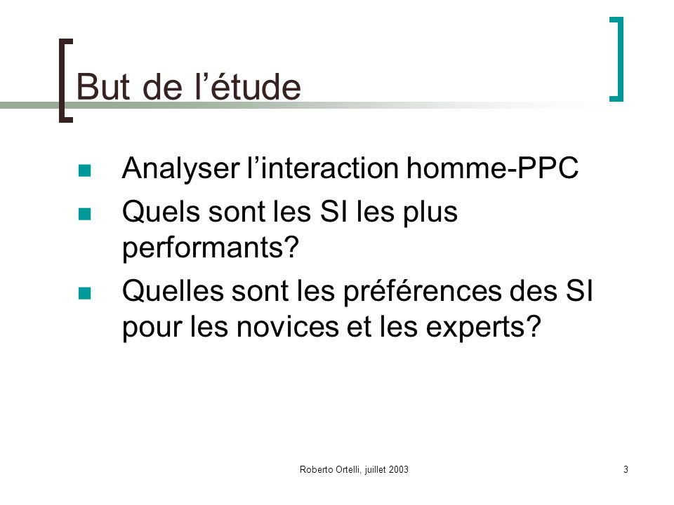 Les styles dinteraction (SI)