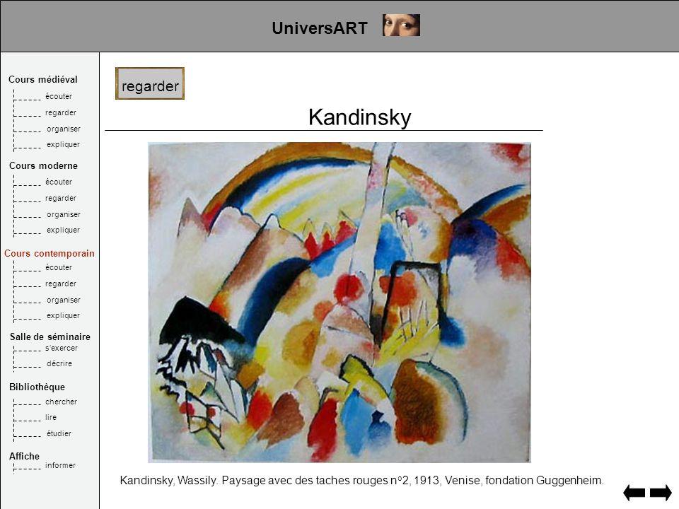 Kandinsky Kandinsky, Wassily.