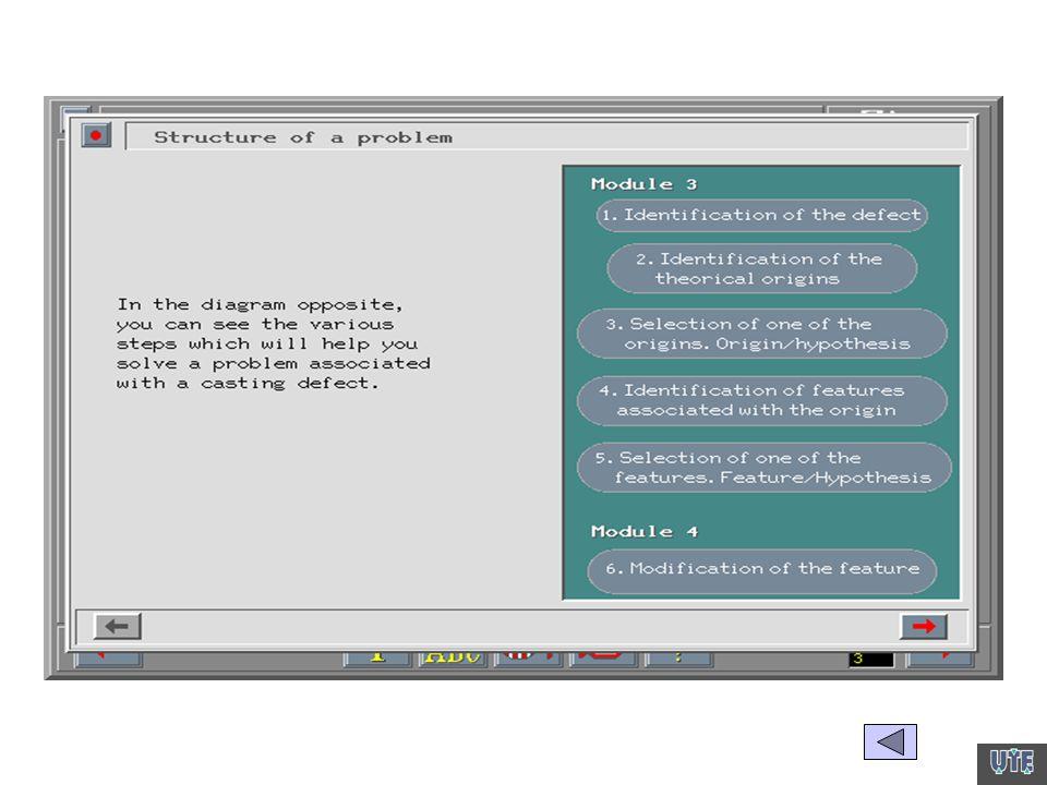 Les aides à l apprentissage La plupart des dispositifs d autoformation proposent aux apprenants de se faire aider en cours d apprentissage Aide à la navigation : aider l apprenant à visualiser la structure du cours et à se situer par rapport à celle-ci Aide à la recherche : proposer à l apprenant d utiliser un moteur de recherche pour retrouver des informations Aide cognitive portant sur le contenu de l apprentissage : mettre un glossaire à la disposition de l apprenant