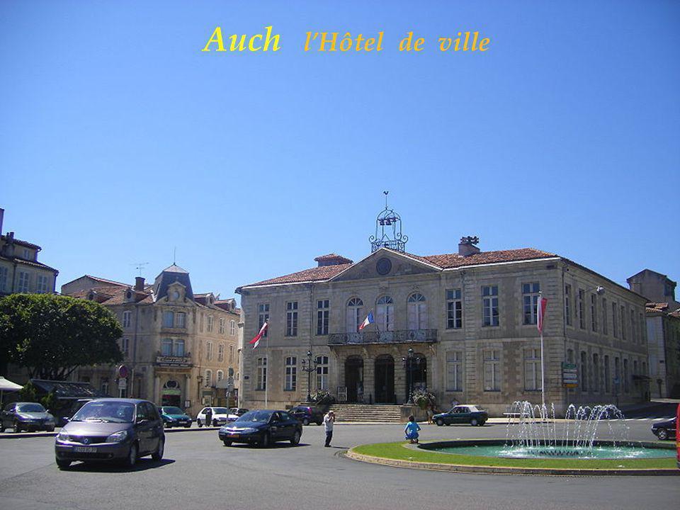 Montesquiou le village