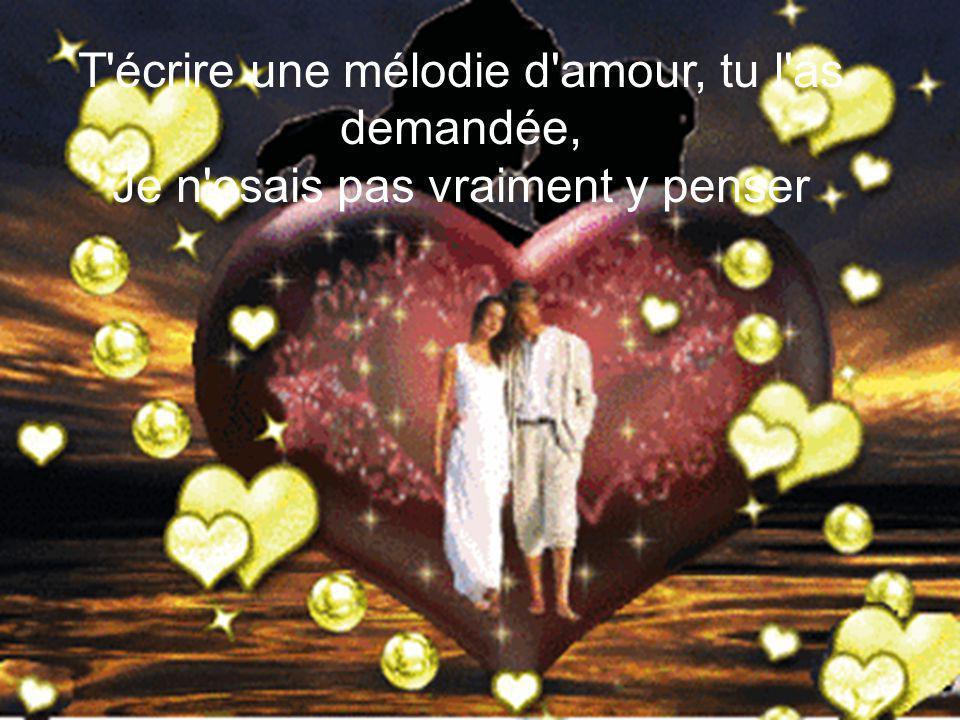Une mélodie d'amour