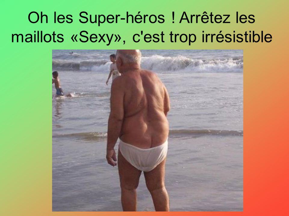 Diaporama PPS réalisé pour http://www.diaporamas-a-la-con.com http://www.diaporamas-a-la-con.com Oh les Super-héros .
