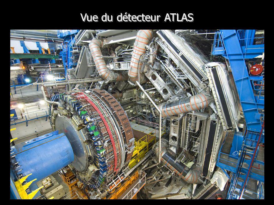 5 Vue du détecteur ATLAS