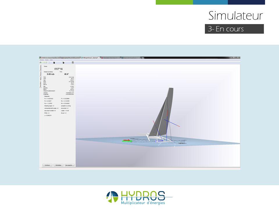 Simulateur 3- En cours