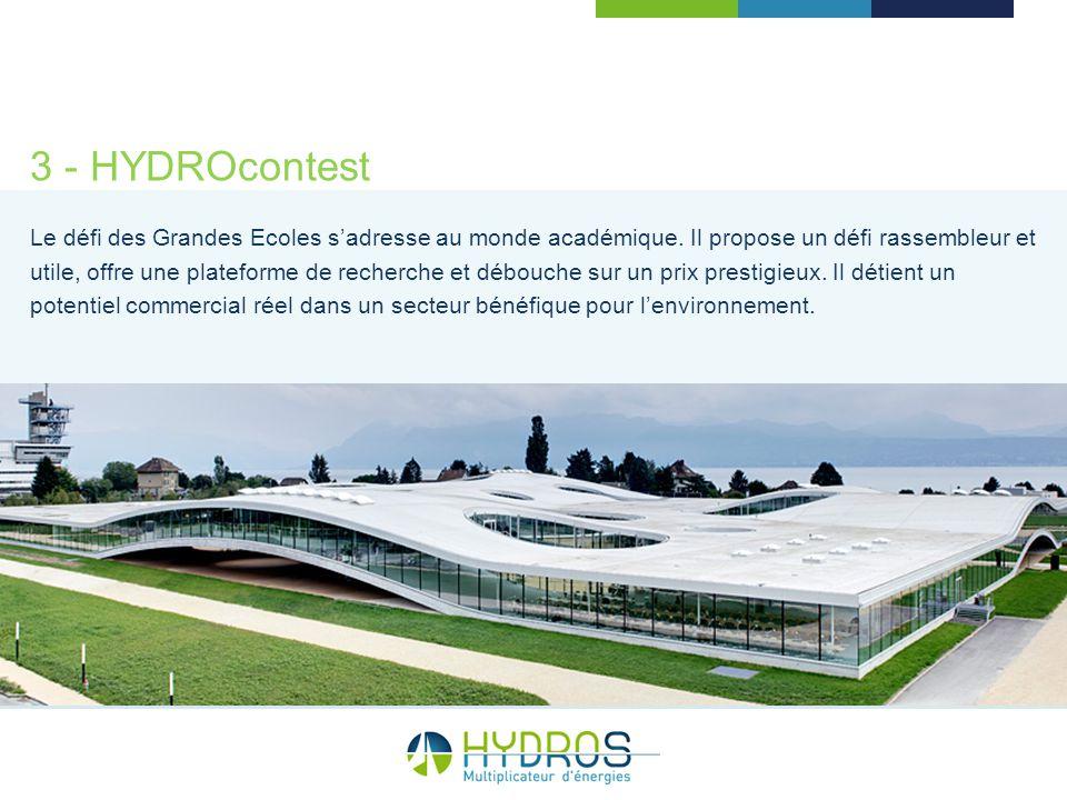 Projets de rechercheHydroptère Suisse