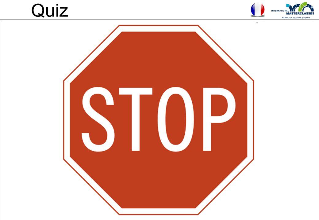 Quelle particule « médiatrice » transmet linteraction forte ? Neutralino A Le lion B Le gluon C Le fortino D 1 Quiz