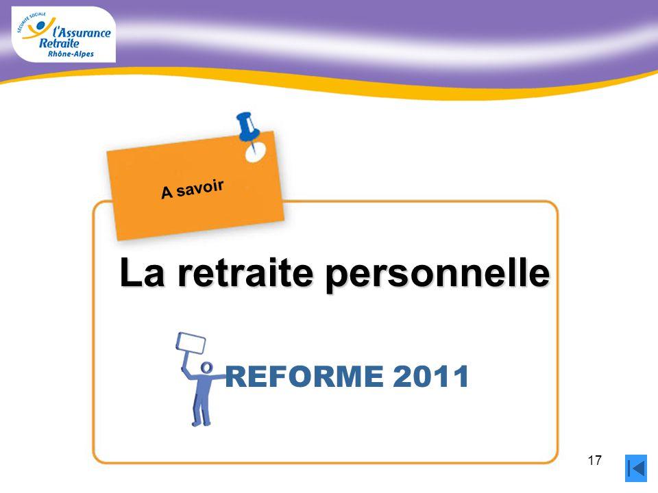 16novembre 2011 Les majorations de durée d'assurance Majoration pour enfant Majoration pour congé parental Majoration pour enfant handicapé