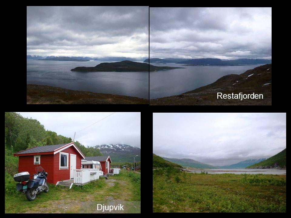Restafjorden Djupvik