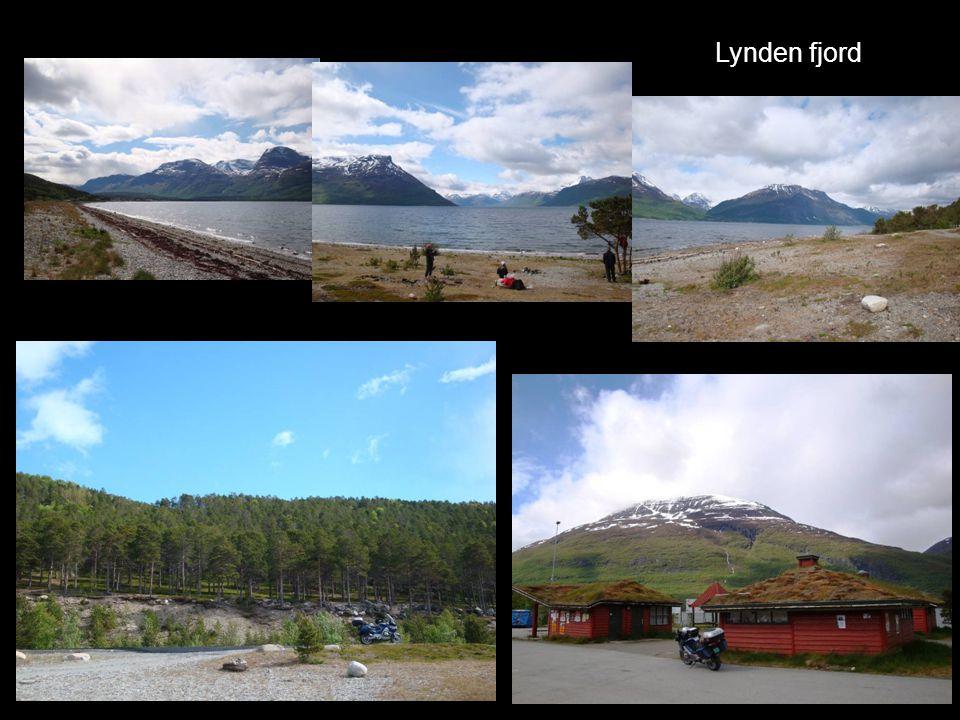 Lynden fjord