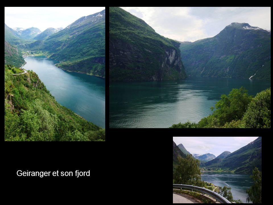 Geiranger et son fjord