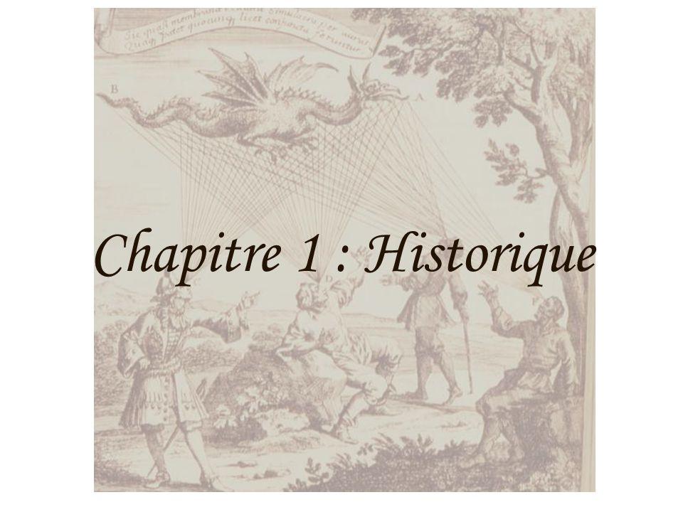 Chapitre 1 : Historique