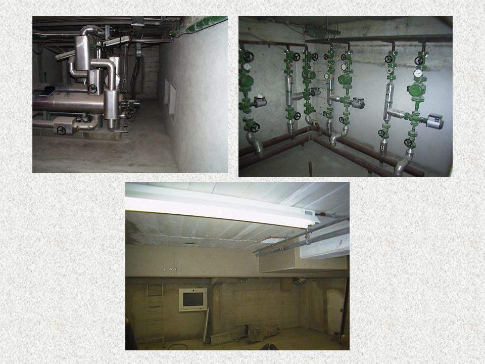 Phase 3: Remplacement de lancienne installation de chauffage par un chauffage radiateurRemplacement de lancienne installation de chauffage par un chauffage radiateur Aménagement dune zone de stockageAménagement dune zone de stockage