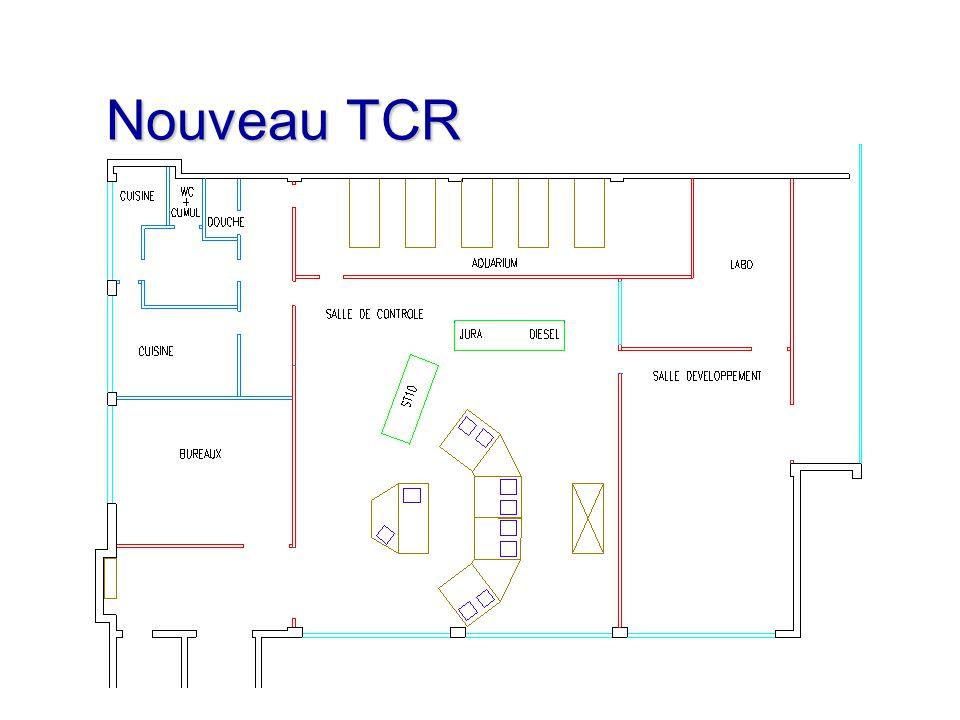 Nouveau TCR