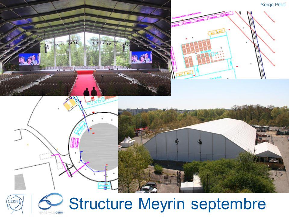 Structure Meyrin septembre Serge Pittet