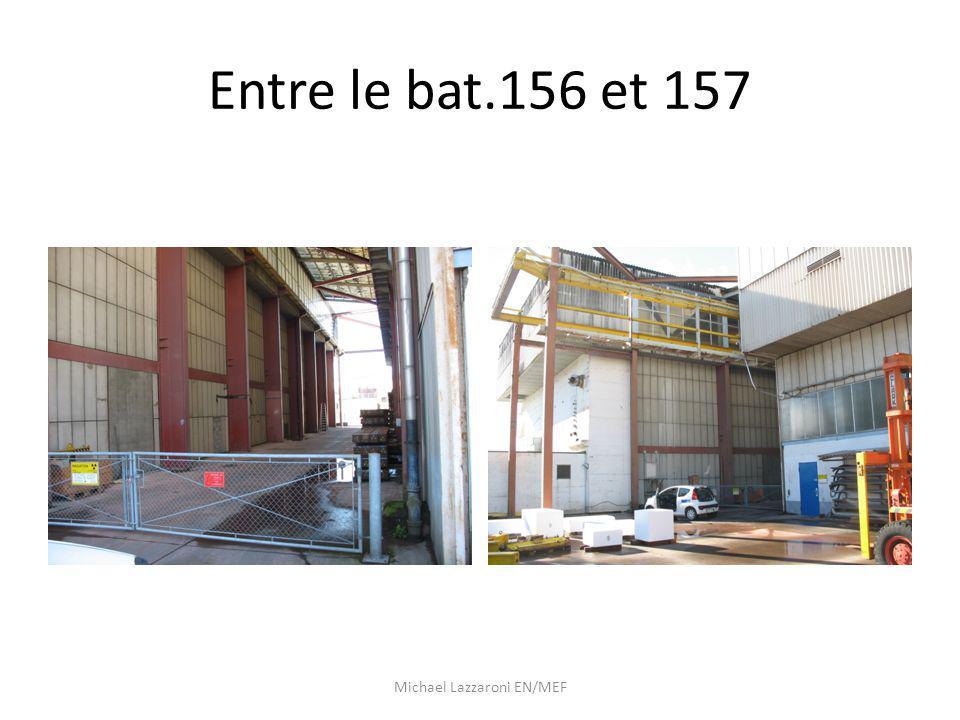 Entre le bat.156 et 157 Michael Lazzaroni EN/MEF
