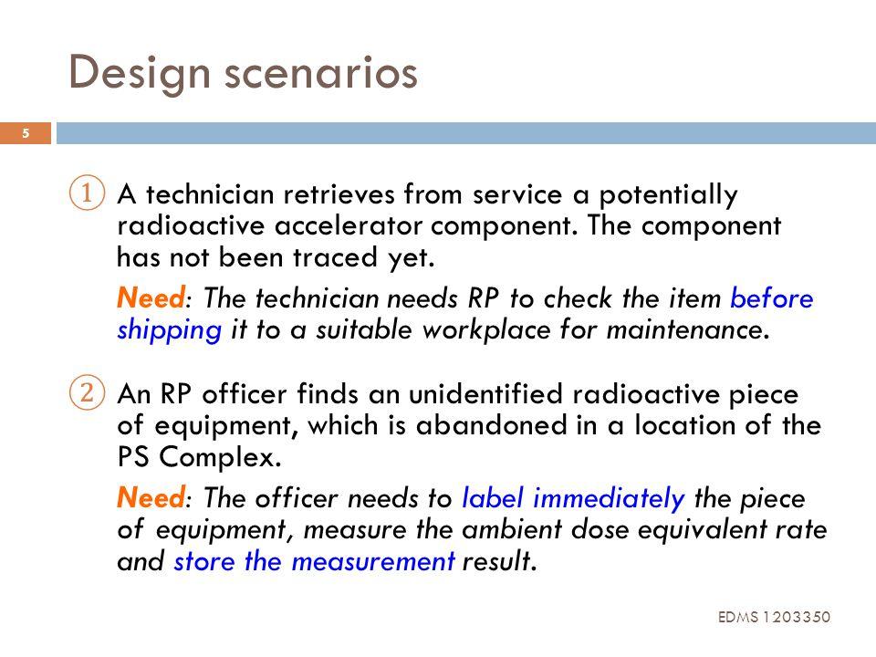 Contrôle Radiologique du Matériel Tout matériel retiré du TUNNEL LHC doit OBLIGATOIREMENT être contrôlé par DGS-RP (contrôles activation + contamination si nécessaire) Déposer le matériel dans la zone tampon Renseigner les données du matériel dans TREC Informer DGS-RP si réutilisation urgente du matériel NB: Pour le matériel lourd/encombrant informer DGS-RP avant intervention - Tél: 75252 EDMS 1196590 v.1 16 EDMS 1203350
