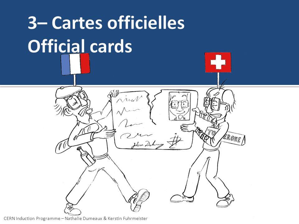 CERN Induction Programme – Nathalie Dumeaux & Kerstin Fuhrmeister