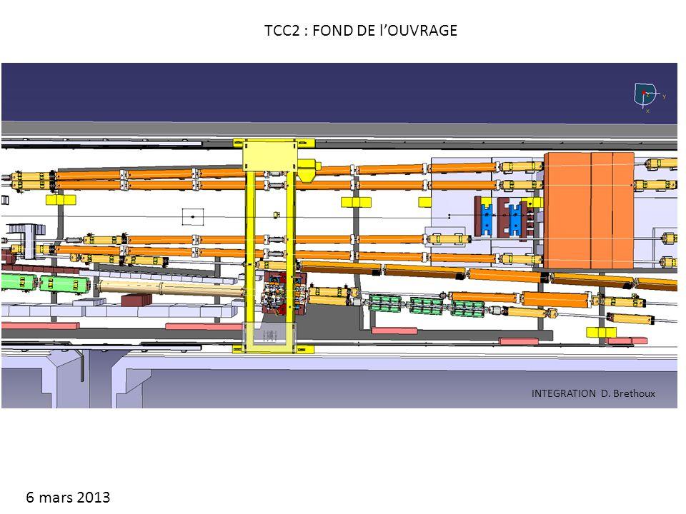 TCC2 : FOND DE lOUVRAGE INTEGRATION D. Brethoux 6 mars 2013