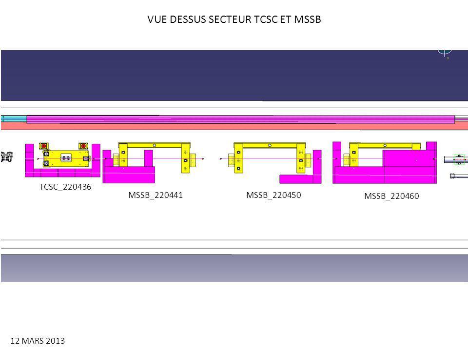 VUE DESSUS SECTEUR TCSC ET MSSB TCSC_220436 MSSB_220441MSSB_220450 MSSB_220460 12 MARS 2013