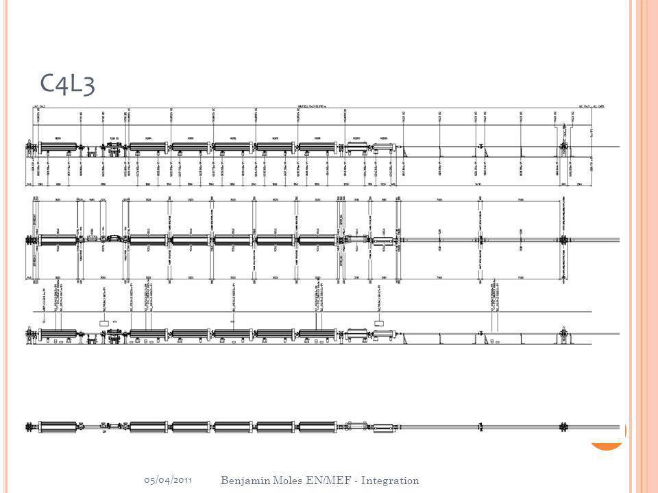 C4L3 Benjamin Moles EN/MEF - Integration 05/04/2011