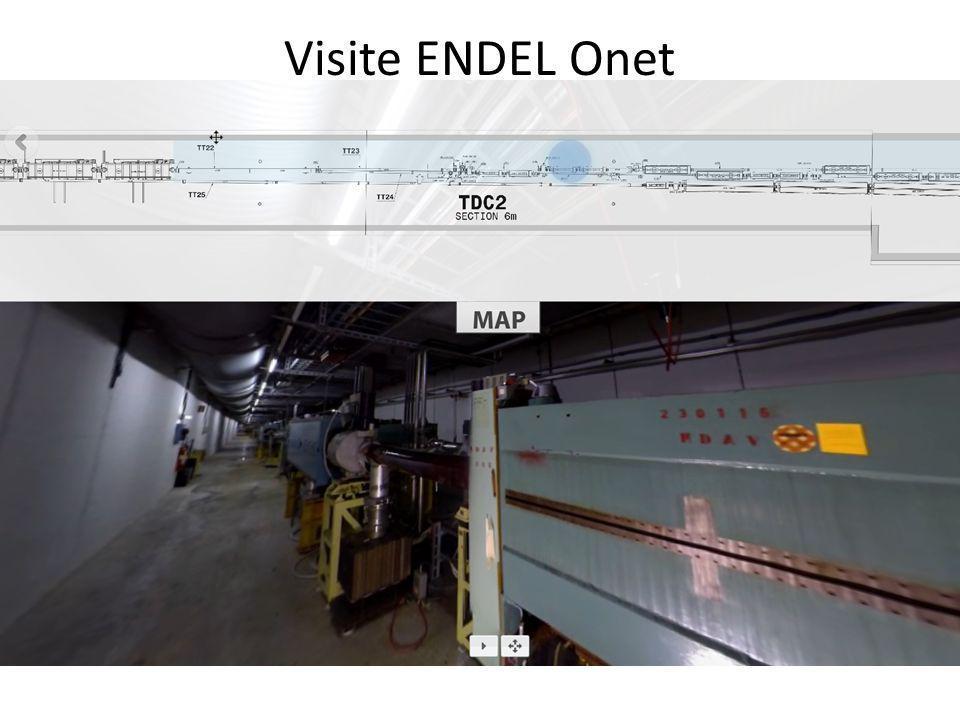 Visite ENDEL Onet