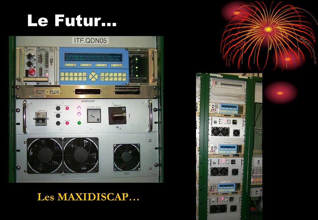 Le Futur… Les MAXIDISCAP…