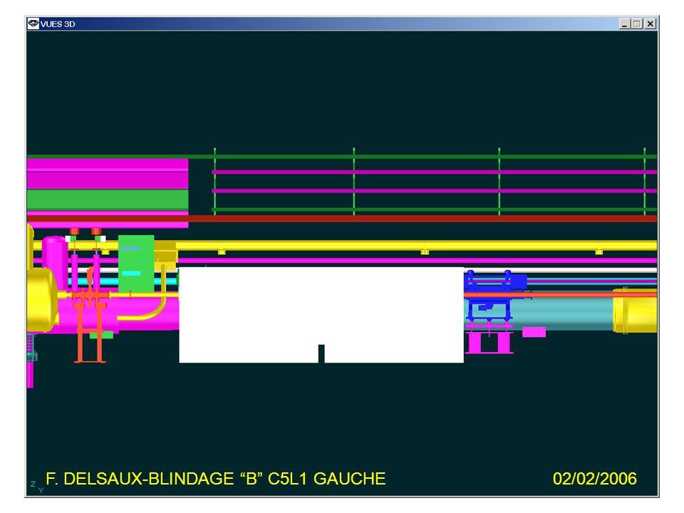 F. DELSAUX-BLINDAGE B C5L1 GAUCHE02/02/2006