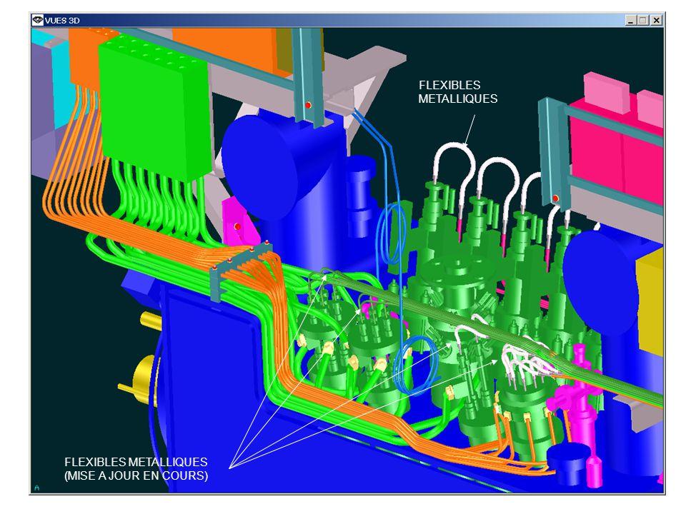 DFBX INSTALLEE (Pt8 – gauche) D1 Q3 DFBX RACCORDEMENT WRL MANIFOLD DE RECUPERATION DHELIUM ARRIVEES 600 & 120A ARRIVEES 7,5KA LIGNE CRYOGENIQUE COMPENSATEUR FIL DALIGNEMENT