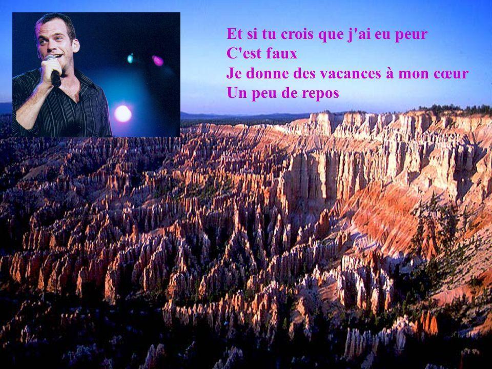 Faline Présente Sous le Vent… Garou Céline Dion