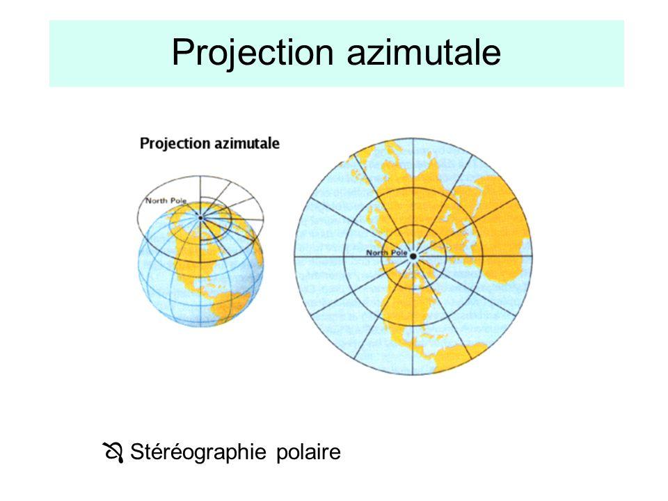 Projection Lambert Cartographie IGN de la France Lambert-93 : projection conique sécante, du nouveau système géodésique français