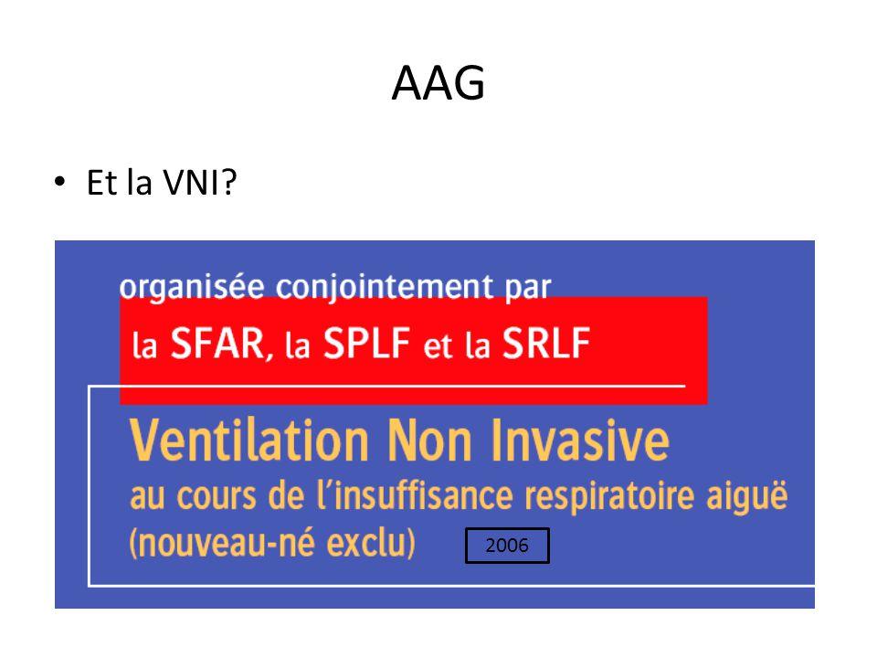 AAG Et la VNI? 2006