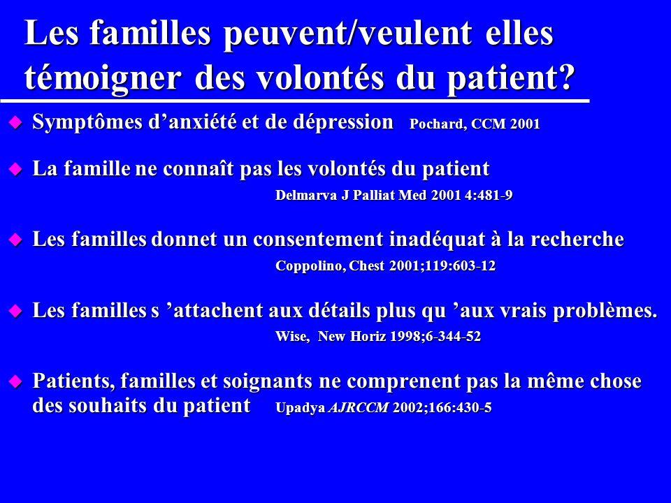 Un canevas en cinq points ¶ Pourquoi informer les familles des patients? · L information est un processus dynamique, logique, qui peut être évalué et