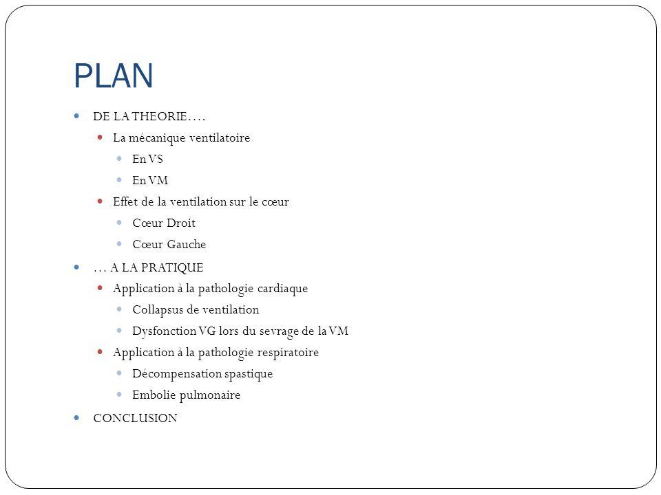 PLAN INTRODUCTION DE LA THEORIE….