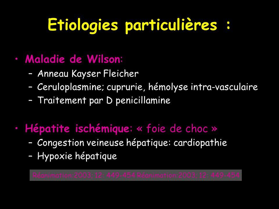 Anatomo-pathologie: Nécrose hépatocytaire importante Structure lobulaire souvent conservée Evolution: –Restitution ad-integrum –Régénération avec nodule: fibrose, cirrhose