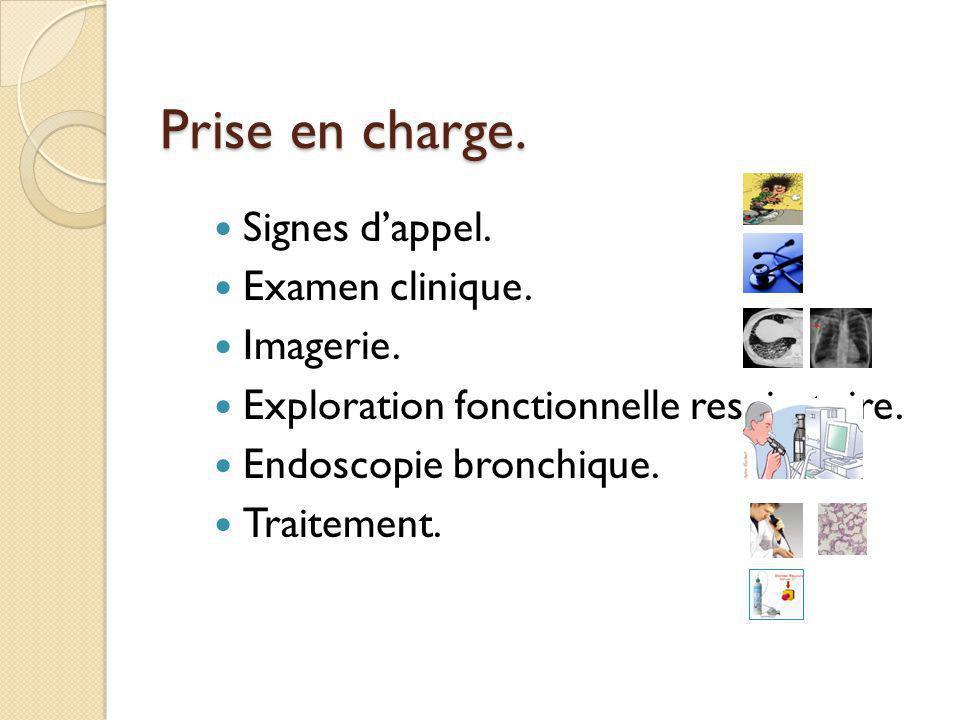 Diagnostic étiologique.