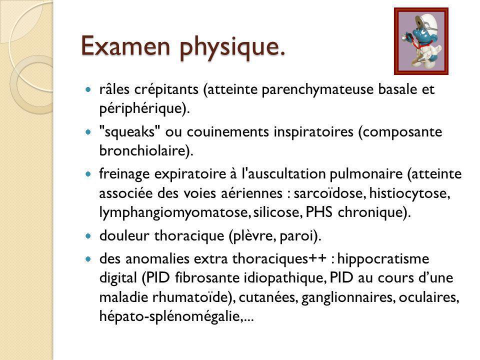 Radiographie thoracique.aspect élémentaire, topographie des lésions.