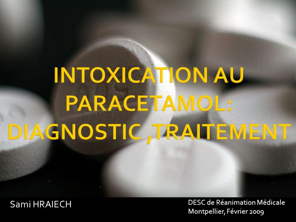 Sami HRAIECH DESC de Réanimation Médicale Montpellier, Février 2009