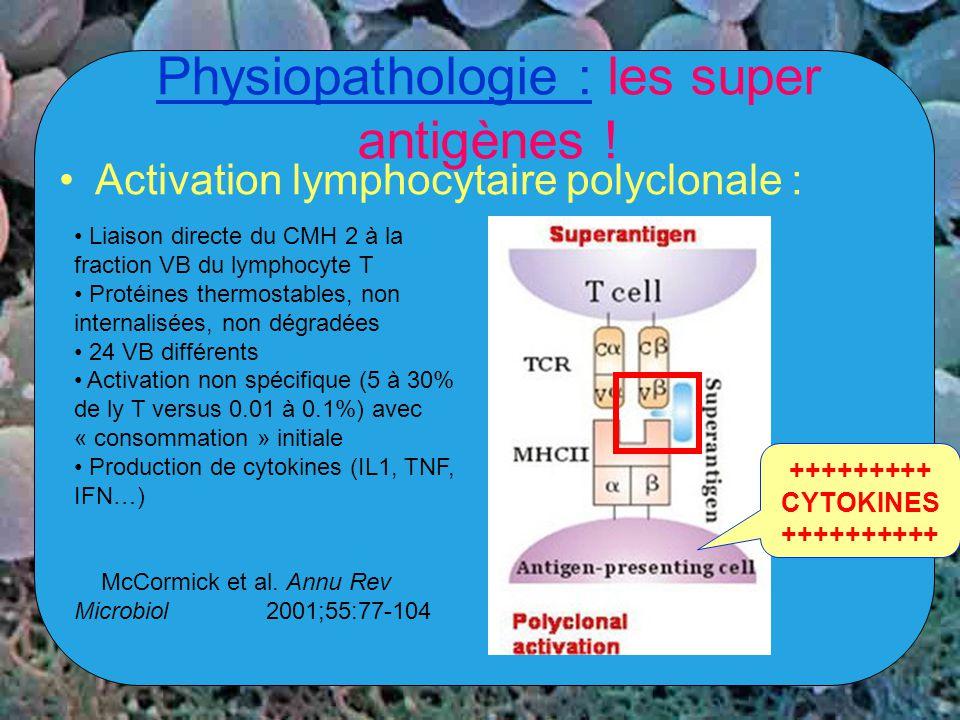 Traitement : ATB conventionnels Réduction innoculum ATB antitoxiniques Ig polyvalentes + Traitement symptomatique du choc Cf conférence de consensus SRLF 2005