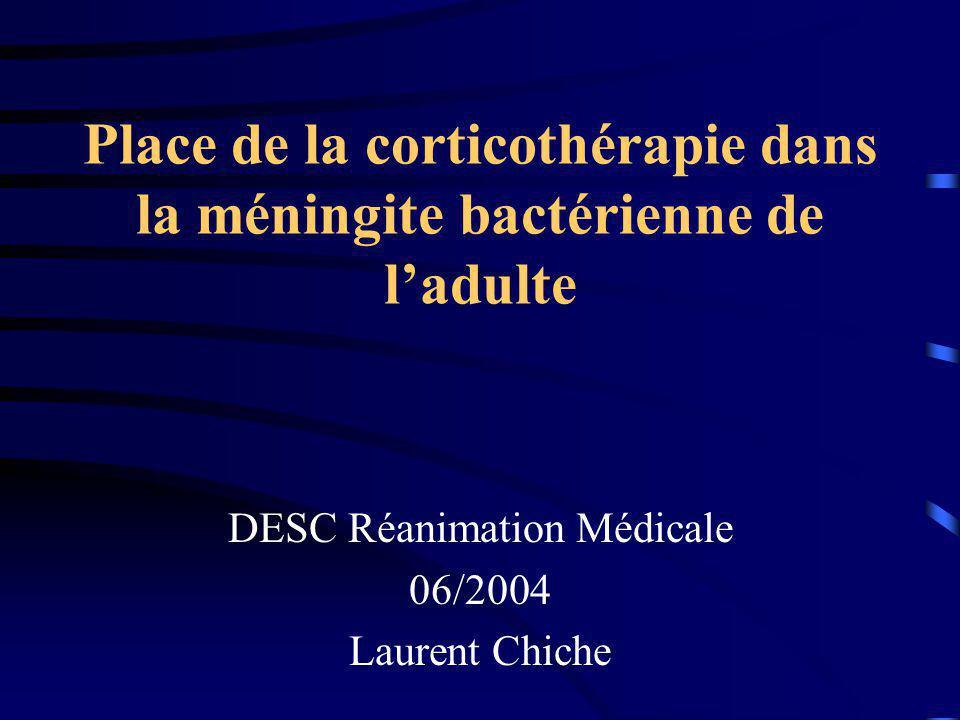 infections et cortisone .